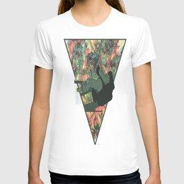 Dentist chair and astronaut T-shirt