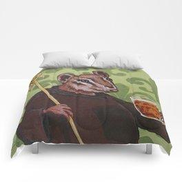 Chip Monk Beer Comforters