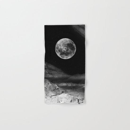 Between two moons Hand & Bath Towel