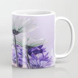 Purple Lavender Flowers Coffee Mug
