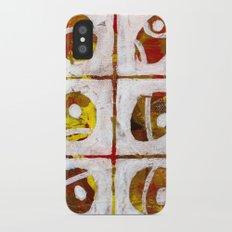 Nine ovals Slim Case iPhone X