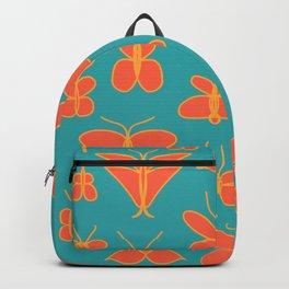 Neon Butterflies  Backpack