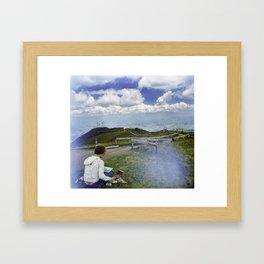 Quito Painter Framed Art Print