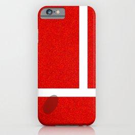 """""""IN"""" – Hawk-Eye – Sand iPhone Case"""
