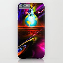 Apocalypse - now - Our world is a magic iPhone Case
