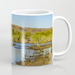 Pentecost River Crossing Coffee Mug