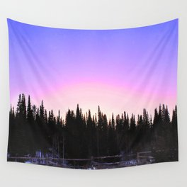 Nordic Adventure Wall Tapestry