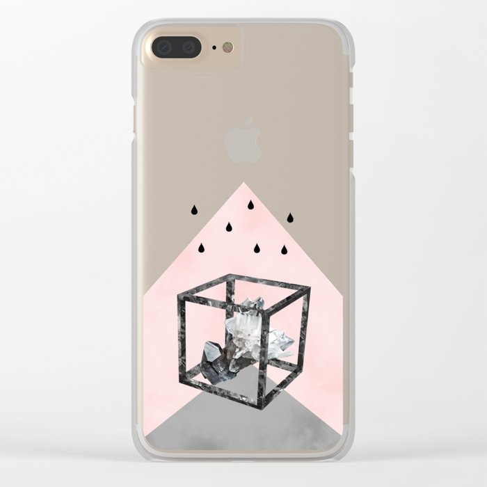 Quartz 2 Clear iPhone Case