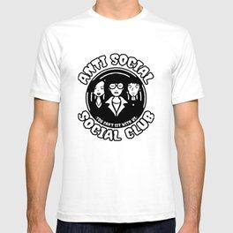 social club T-shirt