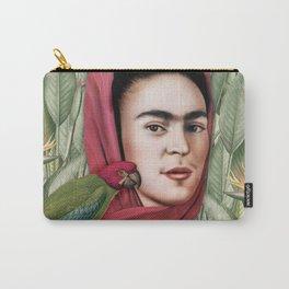 Frida Vida Carry-All Pouch