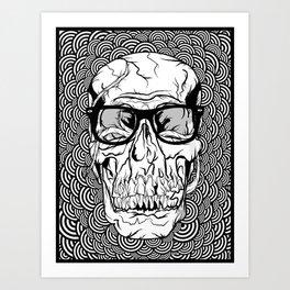 'BRAINWASHED' PRINT 2009 Art Print