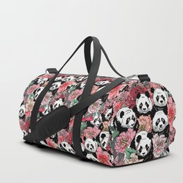 Because Panda Duffle Bag