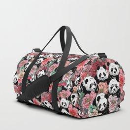Because Panda Duffle Bag