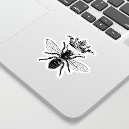VINTAGE QUEEN BEE Sticker