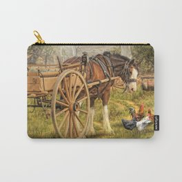 A Little Bit Country Carry-All Pouch