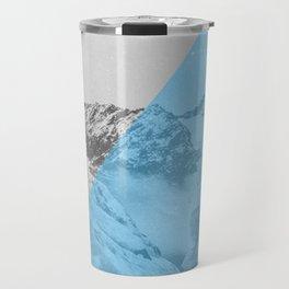 NEON NATURE | Blue Travel Mug