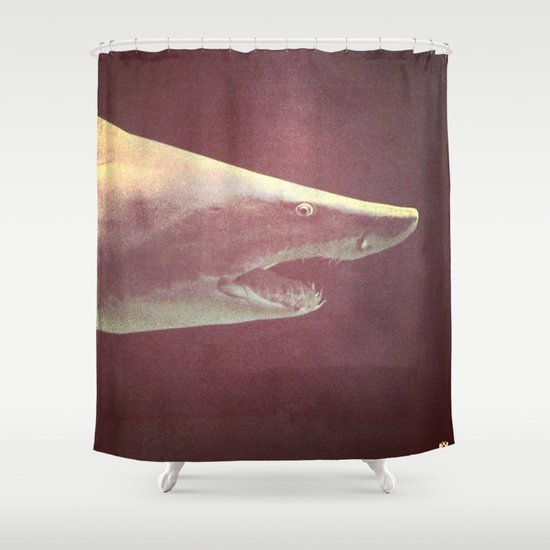 Tyrannical Cartilage. Shower Curtain