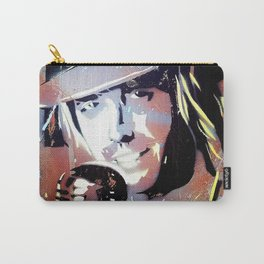 Tom Petty. legend. painting. print. Carry-All Pouch