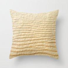 NATURAL SAND ART Throw Pillow