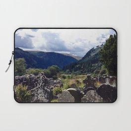 Glendalough, Ireland Laptop Sleeve