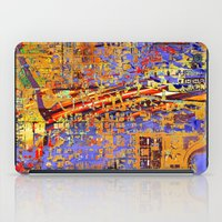 chicago bulls iPad Cases featuring chicago by donphil