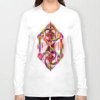 matrix Long Sleeve T-shirts featuring Matrix by Brian Raggatt