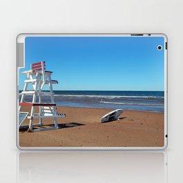 Lifeguard Tower Laptop & iPad Skin