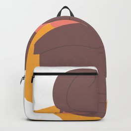The homo hipstericus - a hipsters story Backpack