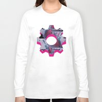 medusa Long Sleeve T-shirts featuring Medusa by gasponce