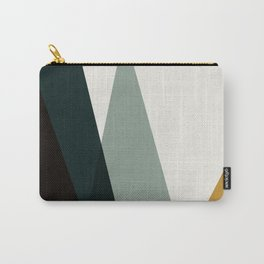Abstract and geometric landscape 05 Carry-All Pouch
