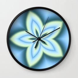 String Art Flower in MWY 01 Wall Clock