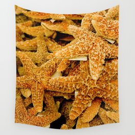 Summer Photo : Starfishes in Key West, FL Wall Tapestry
