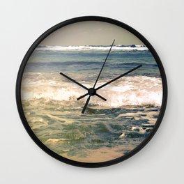 Sea 034 #society6 #home #decor #sea Wall Clock