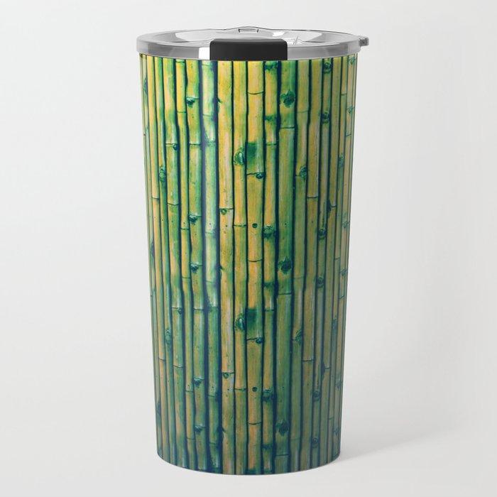 Bamboo Travel Mug