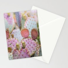 Cotton Candy Cacti Stationery Cards