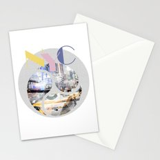 TRENDY DESIGN New York City | Geometric Mix No 1 Stationery Cards