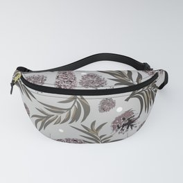 #Christmas #Pattern #Pine #Snow 14 Fanny Pack