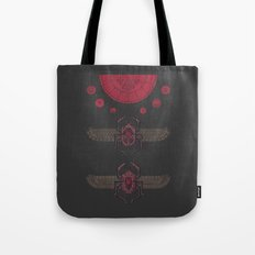 Scarabs Tote Bag