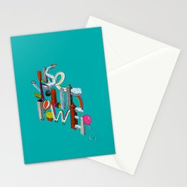 Use Your Power Stationery Cards