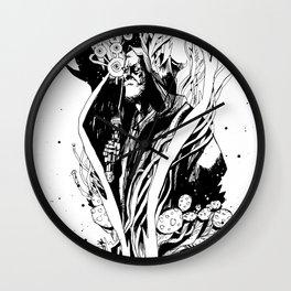 Stoner Warrior Wall Clock