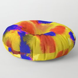 Quantum Question Floor Pillow