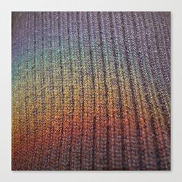 rainbow on a sunday 2 Canvas Print