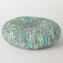 Eucalyptus (Essential Oil Collection) Floor Pillow