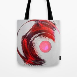 A Ruby Crystal is born Tote Bag