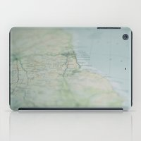 atlas iPad Cases featuring Atlas by Janet Prentice