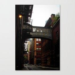 Staple St Canvas Print