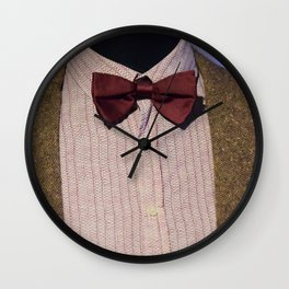 Doctor #11 Wall Clock