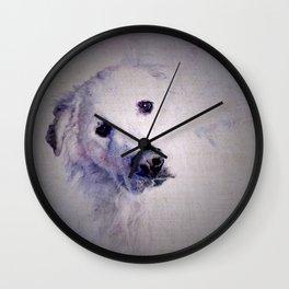 Doggo Wall Clock