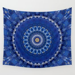 Mandala star dust Wall Tapestry