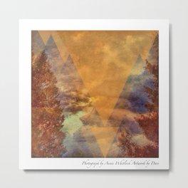 iPhonography 2013. Metal Print
